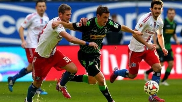«Гамбург» не справился с эмоциями, упустив победу над «Боруссией»