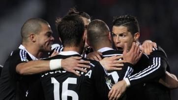 «Реал» переиграл в гостях «Эльче»