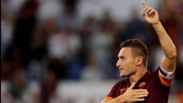 Франческо Тотти отказал «Реалу», «Ювентусу» и «Милану»