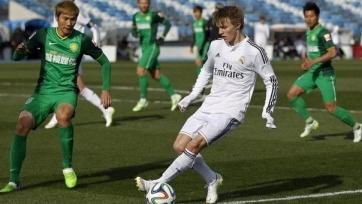 Мартин Эдегор может дебютировать за «Реал» в Лиге чемпионов