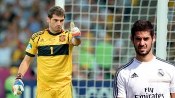 Касильяс: «Иско может стать самым важным испанским футболистом»