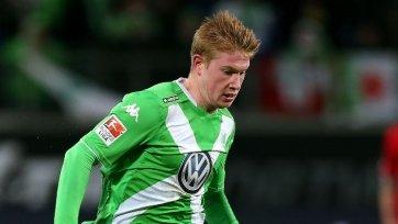 «Сити» хочет произвести обмен с «Вольфсбургом»
