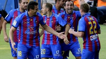 «Леванте» одержал волевую победу над «Гранадой»
