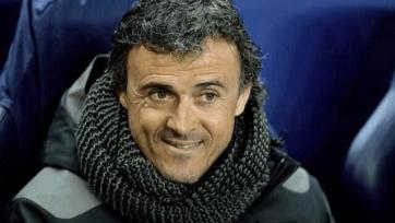 Луис Энрике: «Будем настраиваться на победу и в домашнем поединке»
