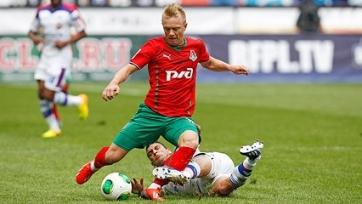 Московский «Локомотив» настраивается на победу в Кубке страны
