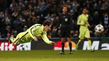 В «Манчестер Сити» уверены, что Месси не покинет «Барселону»