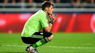 Будущее Икера Касильяса в «Реале» прояснится по окончании сезона