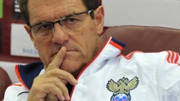 Фабио Капелло на матч против Казахстана вызовет потенциальных кандидатов в сборную