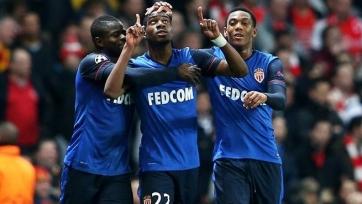 «Монако» нокаутировал «Арсенал»
