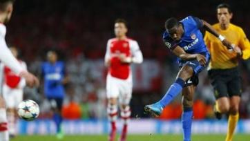 «Монако» прервал удивительную серию в Лиге чемпионов