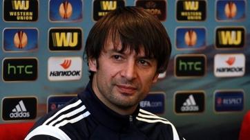 Шовковский: «В футбол нужно играть с трезвой головой, но с горячим сердцем»