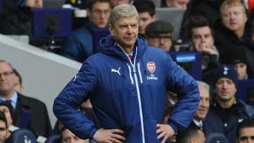 Венгер: «Эта огульная критика для нас еще болезненнее, чем поражение от «Монако»