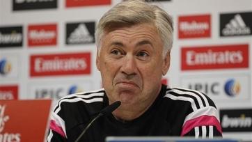 Анчелотти: «Наши футболисты не должны забивать себе голову приближающимся Эль-Классико»