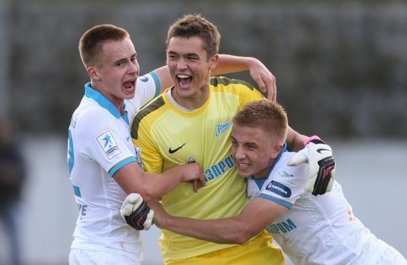 За ними будущее! Топ-5 игроков юношеской Лиги чемпионов