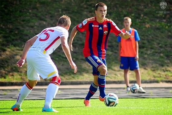 Николай Дергачев: «После ЦСКА не хочется возвращаться во вторую лигу»