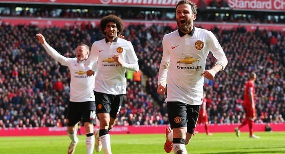 50 оттенков красного. 5 выводов по матчу «Ливерпуль»−«Манчестер Юнайтед»