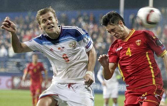 Под кучей. Почему вчерашний матч в Черногории – худшее, что я когда-либо видел