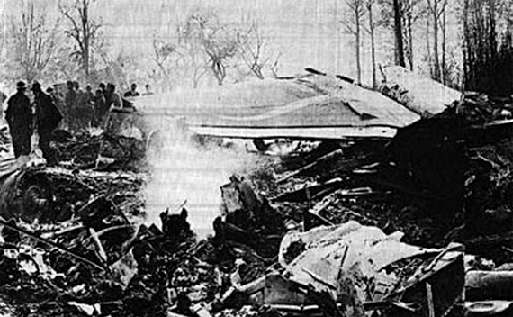 Прерванный полёт. 9 футбольных авиакатастроф