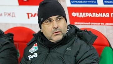 Божович: «Локомотив» хочет выиграть Кубок России»