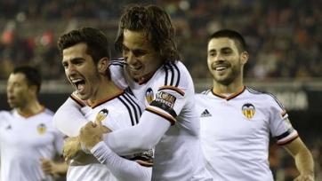 «Валенсия» взяла реванш у «Реал Сосьедада» и продолжает борьбу за медали