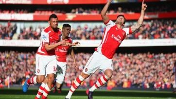 «Арсенал» обыграл «Эвертон» и вернулся на пьедестал