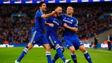 «Челси» завоевал первый трофей в сезоне и пятый в истории