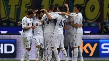 Салах забивает в третьем матче к ряду и приносит «Фиорентине» победу