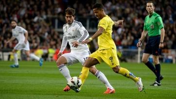 «Реал» поделил очки с «Вильярреалом»