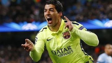 «Манчестер Сити» попытается выкупить Луиса Суареса