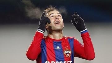 Натхо вывел ЦСКА в полуфинал Кубка России