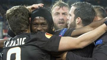 Жервиньо: «Рома» еще в чемпионской гонке»