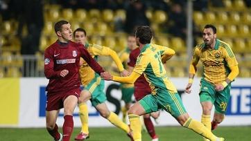 «Кубань» торжествует в игре с «Мордовией»