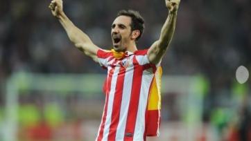 Хуанфран готов завершить карьеру в «Атлетико»