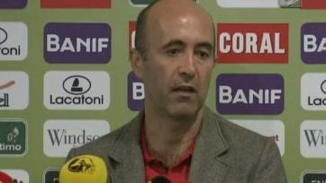 «Маритиму» остался без главного тренера