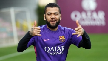 «Барселона» готовит новый контракт для Дани Алвеса