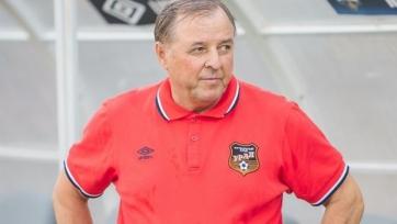 Тарханов: «Задача на весеннюю часть – остаться в Премьер-Лиге»