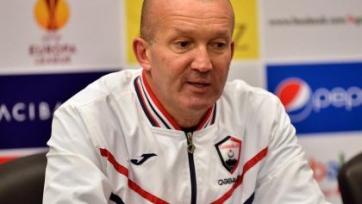 Григорчук хочет завоевать с «Габалой» Кубок Азербайджана