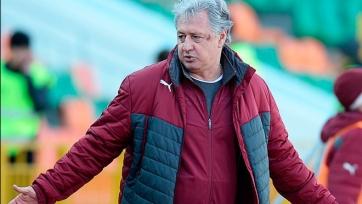 Билялетдинов: «Серия пенальти – это всегда лотерея и сегодня нам с ней не повезло»