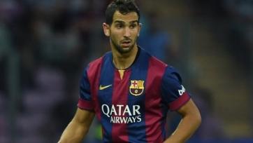 «Байер» намерен арендовать защитника «Барселоны»