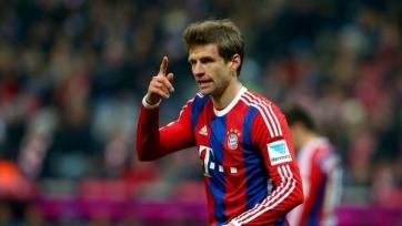 Мюллер: «В «Баварии» любой футболист может оказаться на скамейке запасных»