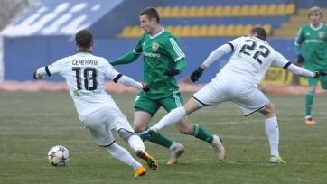 «Ворскла» и «Олимпик» отложили выяснение отношений на второй матч