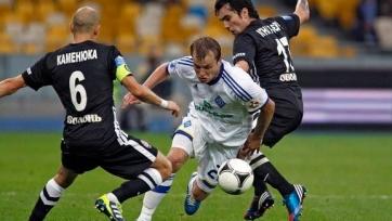 «Динамо» сильнее «Зари», но все решится в ответном матче
