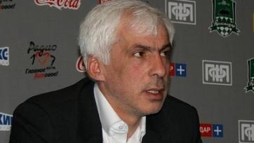 Владимир Хашиг: «Мы чисты перед УЕФА»