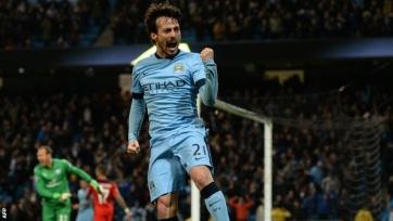«Манчестер Сити» отыгрался на «Лестере»