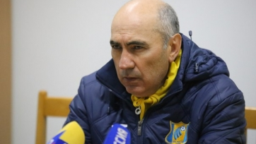 Курбан Бердыев: «Команда настроена оптимистично, это видно по тренировкам»