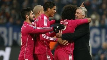 Игроки «Реала» надеются, что Анчелотти не покинет свой пост