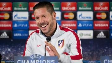 Диего Симеоне в ближайшее время продлит контракт с «Атлетико»