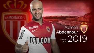 Официально. Аймен Абденнур продлил контракт с «Монако»
