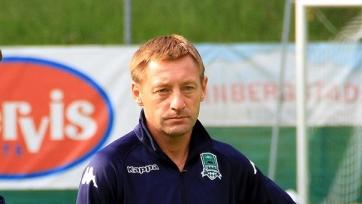 Андрей Тихонов верит, что «Краснодару» по силам пробиться в Лигу чемпионов