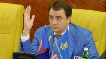 В Федерации футбола Украины избрали президента